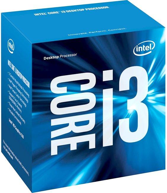 Процессор Intel Core i3 - 6100 BOX