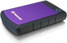 Внешний жесткий диск 500Gb Transcend StoreJet 25H3 (TS500GSJ25H3P)