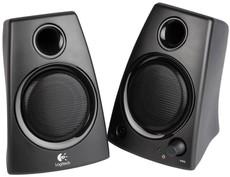 Колонки Logitech Z130 Black (980-000418)