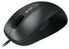 Мышь Microsoft Comfort Optical Mouse 4500 USB Black (4EH-00002)