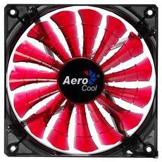 Вентилятор для корпуса AeroCool Shark Fan Devil Red Edition 140