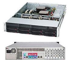 Серверный корпус SuperMicro CSE-825TQ-600LPB