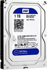 Жесткий диск 1Tb SATA-III Western Digital Caviar Blue (WD10EZEX)