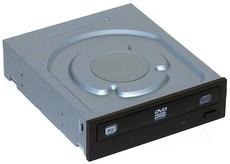 Привод Lite-On iHAS124 SATA (DVD±RW) Black OEM