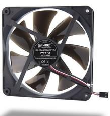 Вентилятор для корпуса Noiseblocker BlackSilentPRO PK-2