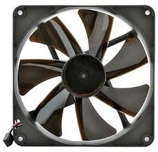 Вентилятор для корпуса Noiseblocker BlackSilentPRO PK-3