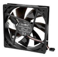 Вентилятор для корпуса Noiseblocker BlackSilentPRO PL-1