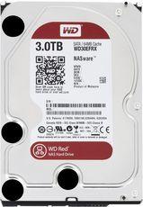 Жесткий диск 3Tb SATA-III Western Digital Red (WD30EFRX)
