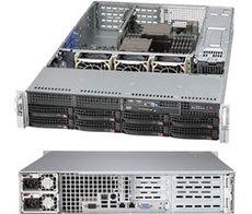 Серверный корпус SuperMicro CSE-825TQ-R500WB