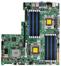 Серверная плата SuperMicro X9DBU-IF-O