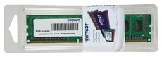 Оперативная память 8Gb DDR-III 1600MHz Patriot (PSD38G16002) RTL