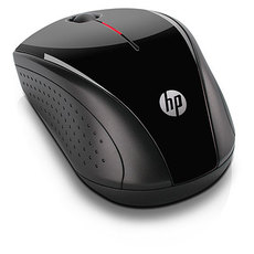 Мышь HP X3000 Wireless Mouse Black (H2C22AA)