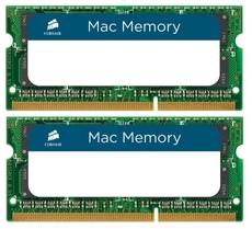 Оперативная память 16Gb DDR-III 1333MHz Corsair SO-DIMM (CMSA16GX3M2A1333C9) (2x8Gb KIT)