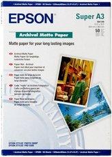 Бумага Epson Archival Matter Paper (C13S041340)