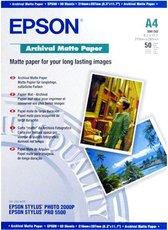 Бумага Epson Archival Matte Paper (C13S041342)