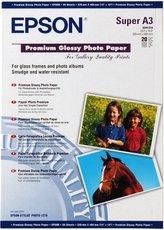 Бумага Epson Premium Glossy Photo Paper (C13S041316)