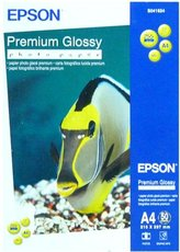 Бумага Epson Premium Glossy Photo Paper (C13S041624)