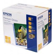 Бумага Epson Premium Glossy Photo Paper (C13S041826)