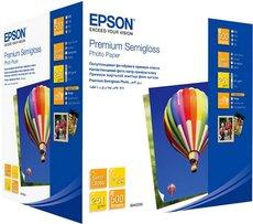Бумага Epson Premium Semigloss Photo Paper (C13S042200)