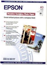 Бумага Epson Premium Semiglossy Photo Paper (C13S041334)