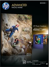 Бумага HP Advanced Glossy Photo Paper (Q8698A)