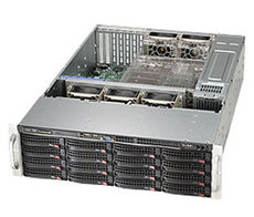Серверный корпус SuperMicro CSE-836BE26-R1K28B
