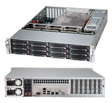 Серверный корпус SuperMicro CSE-826BE26-R1K28LPB
