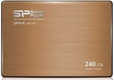 Твердотельный накопитель 240Gb SSD Silicon Power V70 (SP240GBSS3V70S25)