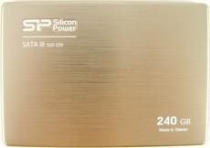 Твердотельный накопитель 240Gb SSD Silicon Power S70 (SP240GBSS3S70S25)