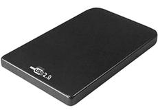 Внешний корпус для HDD AgeStar SUB2O1 Black