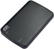 Внешний корпус для HDD AgeStar 3UB2A12(6G) Black