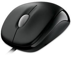 Мышь Microsoft Compact Optical Mouse 500 USB Black (U81-00083)
