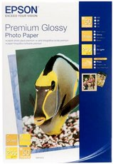 Бумага Epson Premium Glossy Photo Paper (C13S041875)
