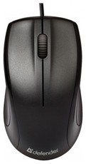 Мышь Defender Optimum MB-150 Black PS/2