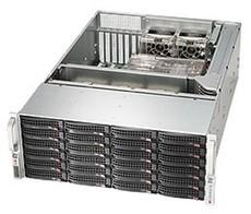 Серверный корпус SuperMicro CSE-846BE26-R1K28B