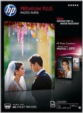Бумага HP Premium Plus Glossy Photo Paper (CR674A)