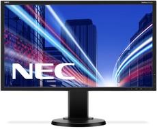 Монитор NEC 22' MultiSync E223W Black