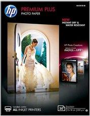 Бумага HP Premium Plus Glossy Photo Paper (CR676A)