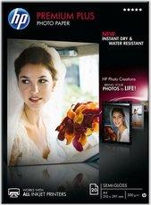 Фотобумага HP полуглянцевая высококачественная (CR673A)