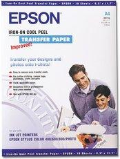 Бумага Epson Transfer Paper (C13S041154)