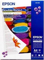 Бумага Epson Double-Sided Matte Paper (C13S041569)