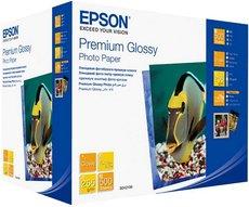 Бумага Epson Premium Glossy Photo Paper (C13S042199)