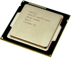 Процессор Intel Core i5 - 4670 OEM