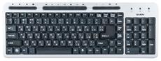 Клавиатура Sven Standard 309M USB Silver
