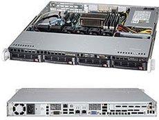 Серверная платформа SuperMicro SYS-5018D-MTF