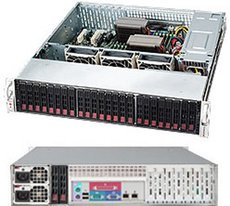 Серверный корпус SuperMicro CSE-216BE26-R920LPB