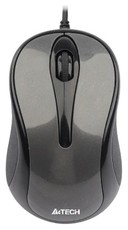 Мышь A4Tech N-360-1 Grey