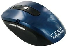 Мышь CBR CM-500 Blue