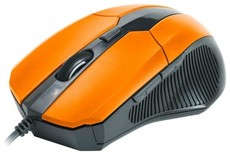 Мышь CBR CM-301 Orange