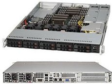 Серверный корпус SuperMicro CSE-116TQ-R700WB